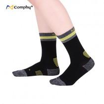 【康飛加】經典運動三分襪-黑色